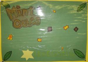 Mint Cubes
