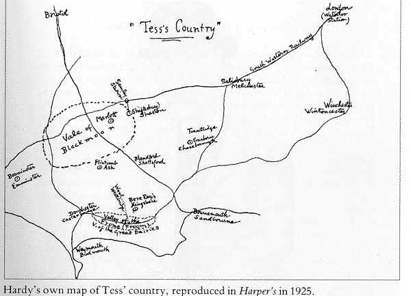 an analysis of the novel tess of durbervilles by thomas hardy Analysis of symbolism & major characters in tess d  of the novel in hardy's victorian novel, tess of the d  thomas hardy tess of the durbervilles.