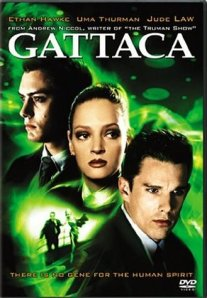 gattaca themes Amazingly, gattaca is a good science fiction film with a small budget, few special effects and mostly filmed in existing modern buildings after seeing this film for a second time i liked it even better as the plot seemed more plausible.