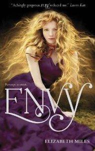 Envy by Elizabeth Miles