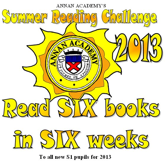 Summer Challenge 2013 - BOOKLET