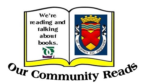 Our Community Reads logo