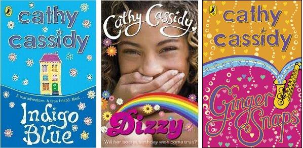 Cathy Cassidy trio